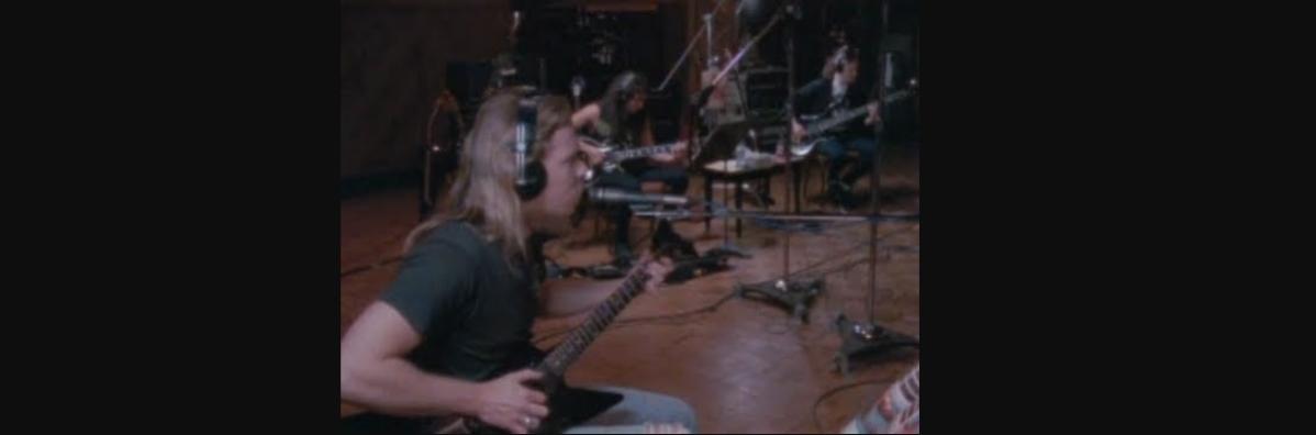 Metallica: Kurrgjâ tjetër s'çon peshë (Nothing else matters)